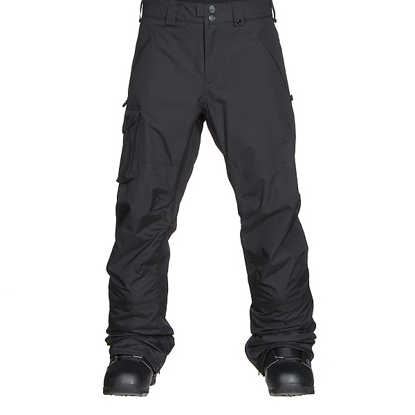 Burton Covert Insulated Mens Snowboard Pants, , 600