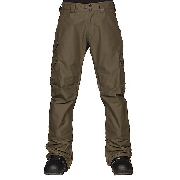 Burton Cargo Mid Fit Mens Snowboard Pants, , 600