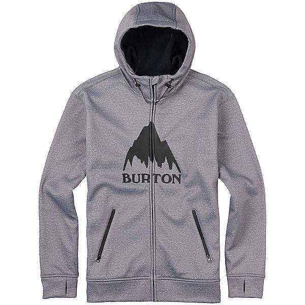 Burton Bonded Full Zip Mens Hoodie, , 600