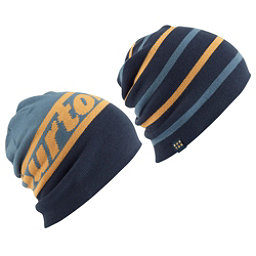 Burton Beanie 2 Pack, Washed Blue-Eclipse, 256