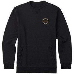Burton Analog Enclave Crew Sweatshirt, True Black, 256