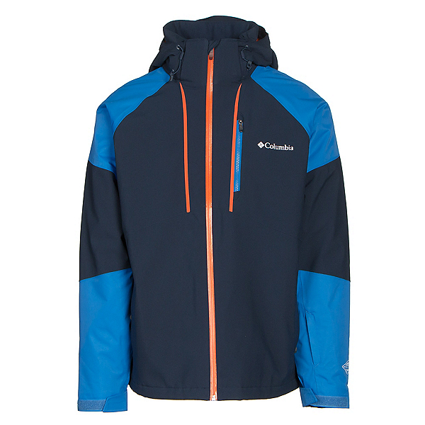 Columbia Gitback Mens Insulated Ski Jacket, , 600