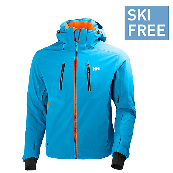 Helly Hansen Alpha 2.0 Mens Insulated Ski Jacket, , 600