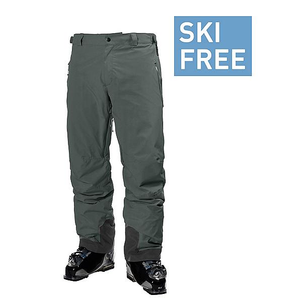 Helly Hansen Legendary Mens Ski Pants, Rock, 600