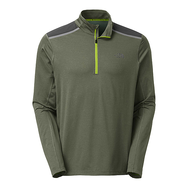 The North Face Kilowatt 1/4 Zip Mens Shirt (Previous Season), , 600