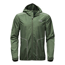 The North Face Ampere Wind Trainer Mens Jacket (Previous Season), Climbing Ivy Green, 256