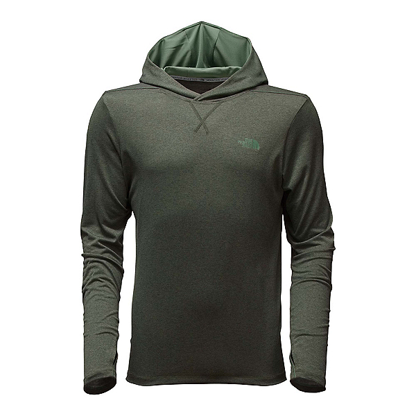 The North Face Reactor Mens Hoodie (Previous Season), , 600