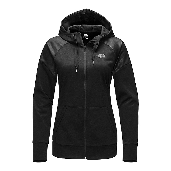 The North Face Suprema Full Zip Womens Hoodie (Previous Season), , 600