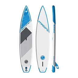 Imagine Surf IPS Mission 11 DLX Inflatable Stand Up Paddleboard, , 256