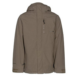 Volcom L GORE-TEX Mens Insulated Snowboard Jacket, Teak, 256