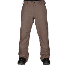 Volcom Freakin Snow Chino Mens Snowboard Pants, Khaki, 256
