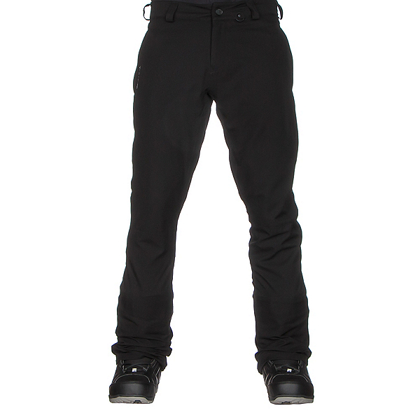 Volcom Klocker Tight Mens Snowboard Pants, Black, 600