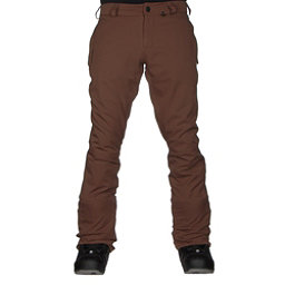 Volcom Klocker Tight Mens Snowboard Pants, Teak, 256
