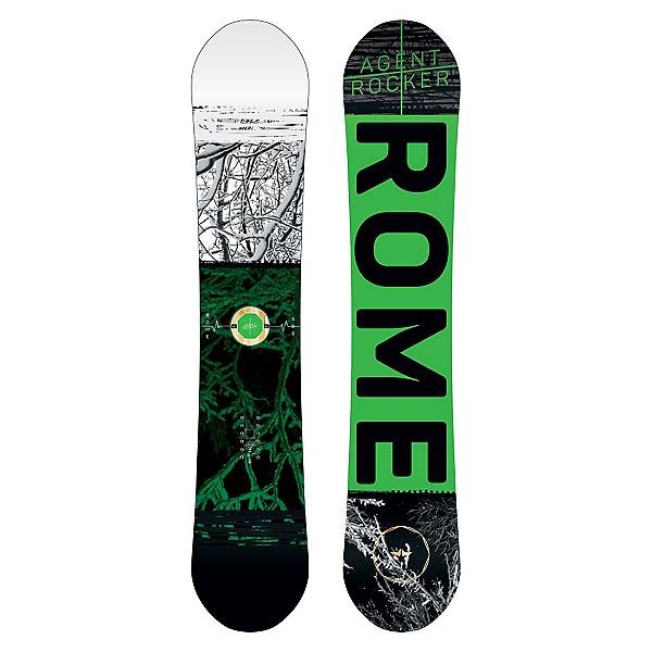 Rome Agent Rocker Snowboard, , 600