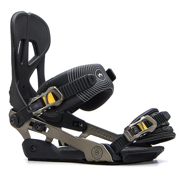 Rome Arsenal Snowboard Bindings, , 600