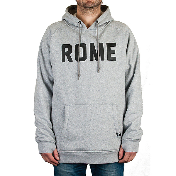 Rome Riding Pullover Mens Hoodie, , 600