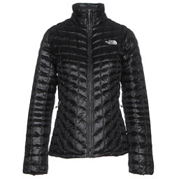 The North Face ThermoBall Full Zip Womens Jacket (Previous Season), TNF Black, 256