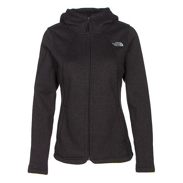 The North Face Crescent Full Zip Womens Jacket (Previous Season), , 600