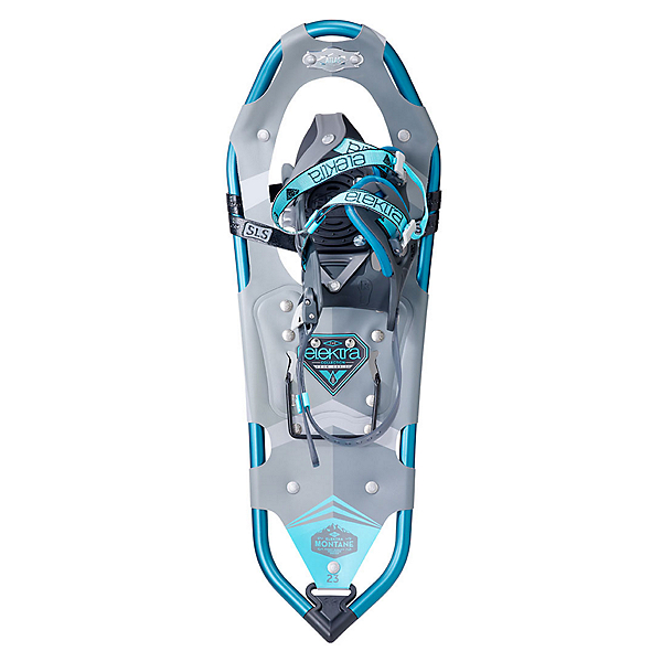 Atlas Elektra Montane Womens Snowshoes, Powder-Grey, 600