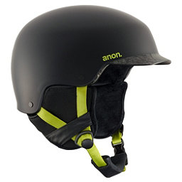 Anon Blitz Helmet 2018, Cracked Black, 256