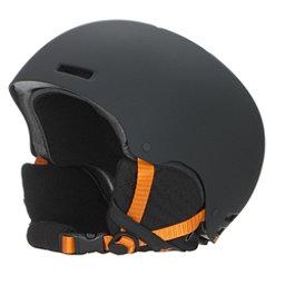 Anon Raider Helmet, Black-Orange, 256