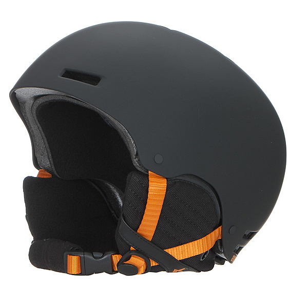 Anon Raider Helmet, Black-Orange, 600