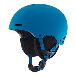 Anon Rime Kids Helmet, Sulley Blue, 256