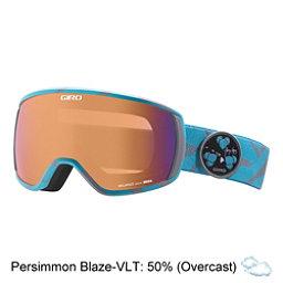 Giro Balance Goggles, Gerry Lopez Blue Titanium Ocea, 256