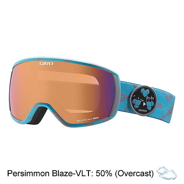 Giro Balance Goggles, Gerry Lopez Blue Titanium Ocea, 600