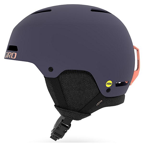 Giro Ledge MIPS Helmet, Matte Midnight-Peach, 600