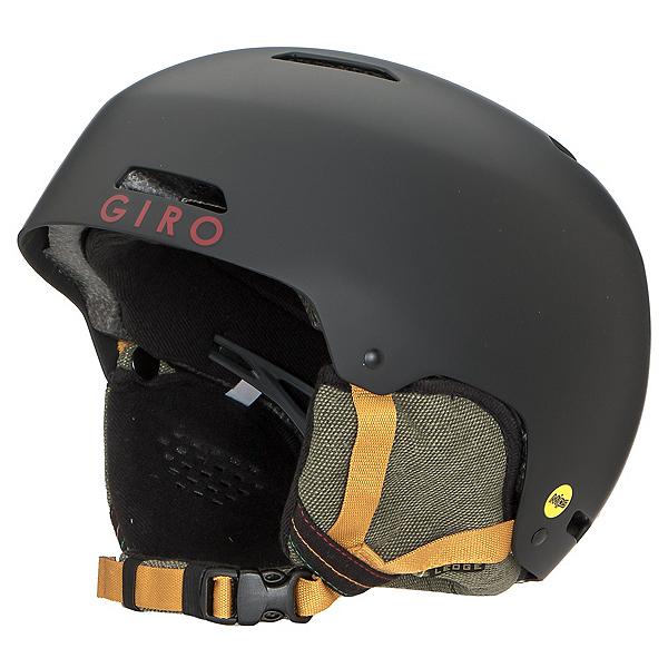 Giro Ledge MIPS Helmet, Matte Black Mo Rockin, 600