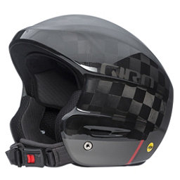 Giro Avance MIPS Helmet 2018, Matte Black-Carbon, 256