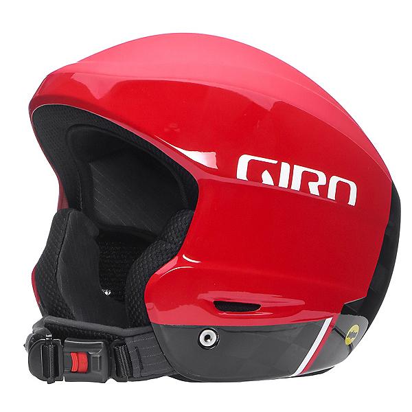 Giro Avance MIPS Helmet 2020, Matte Bright Red-White, 600