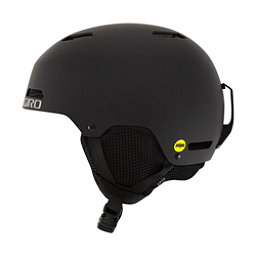 Giro Crue MIPS Kids Helmet 2018, Matte Black, 256