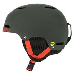 Giro Crue MIPS Kids Helmet 2018, Matte Olive, 256