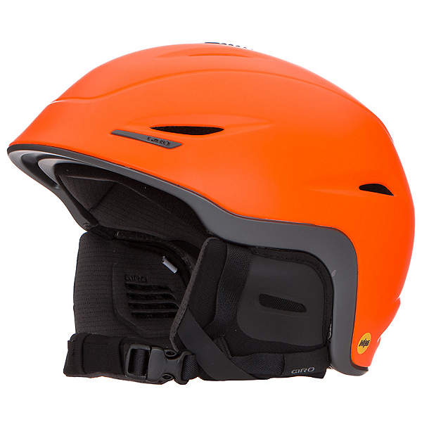 Giro Union MIPS Helmet, Matte Flame Orange-Titanium, 600