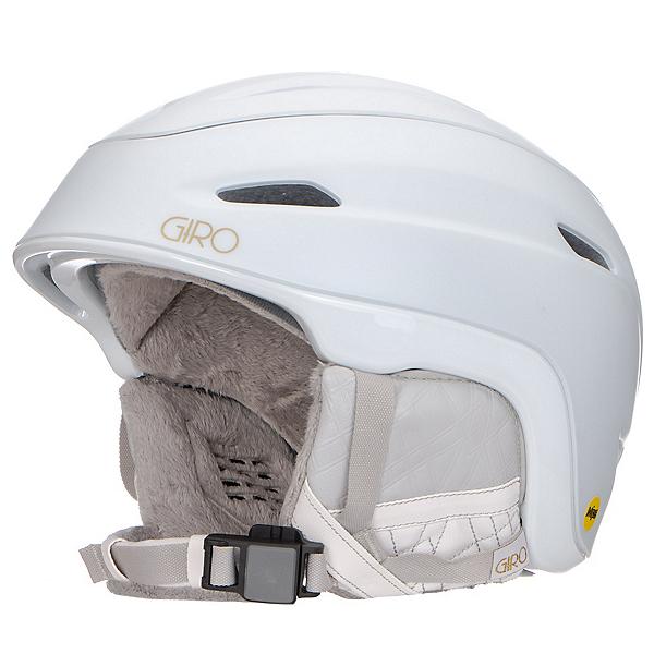 Giro Strata MIPS Womens Helmet, Matte White Deco, 600
