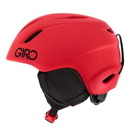 Giro Launch Kids Helmet, Matte Bright Red, 256