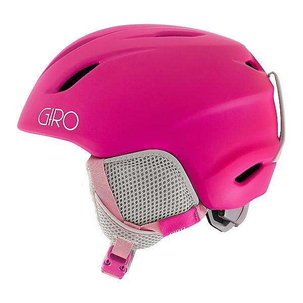 Giro Launch Kids Helmet, Matte Magenta, 600