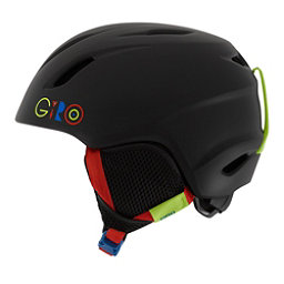 Giro Launch Kids Helmet, Matte Black-Multi, 256
