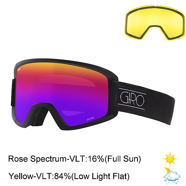 Giro Dylan Womens Goggles, , 600