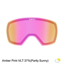 Giro Contact Goggle Replacement Lens 2018, Amber Pink, 256