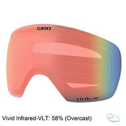 Giro Contact Goggle Replacement Lens 2018, Vivid Infrared, 256