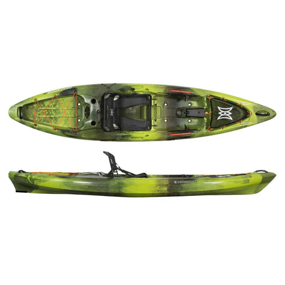 Perception Pescador Pro 12.0 Kayak im test