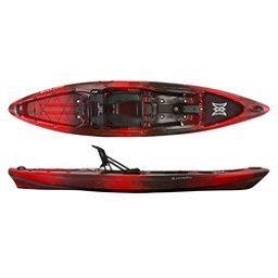 Perception Pescador Pro 12.0 Kayak 2018, Red Tiger Camo, 256
