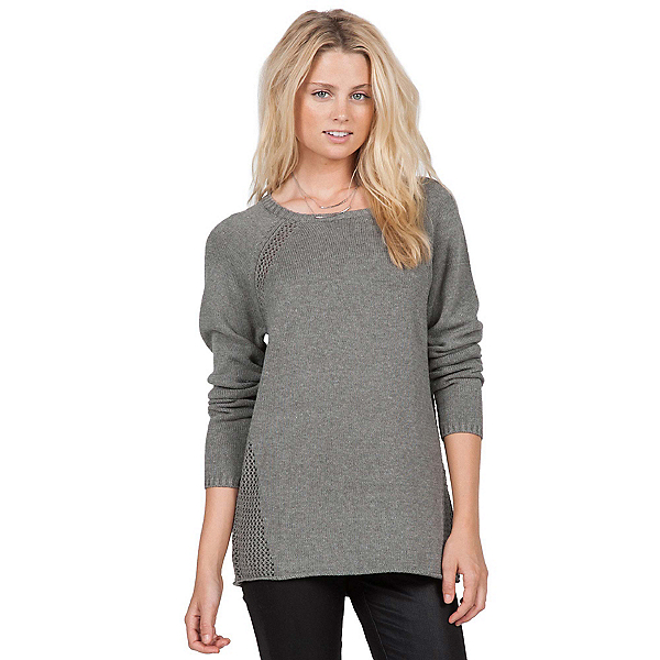 Volcom Air It Out Crew Womens Sweater, , 600