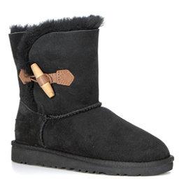 UGG Ebony Girls Boots, Black, 256
