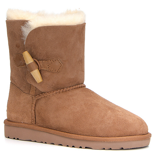 UGG Ebony Girls Boots, Chestnut, 600