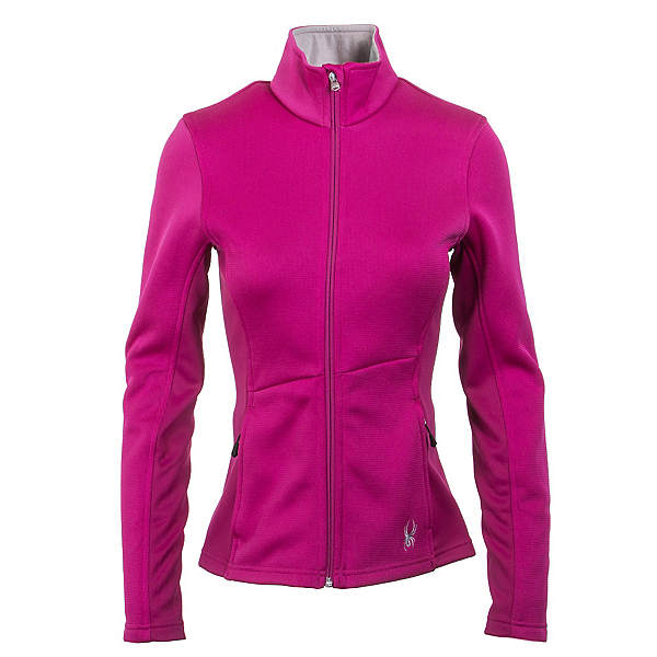 Spyder Core Jewel Mid WT Womens Sweater, Wild, 600