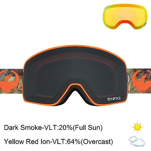 Dragon NFX2 Goggles, , 600